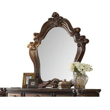ACME Versailles Mirror, Cherry Oak