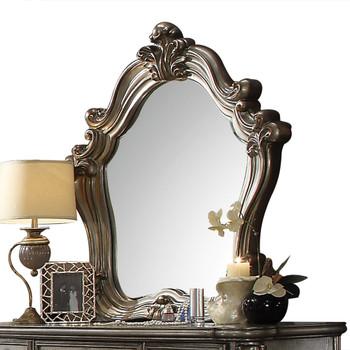 ACME Versailles Mirror, Antique Platinum