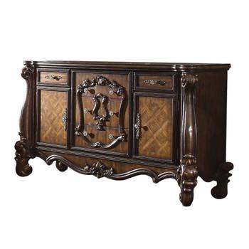 ACME Versailles Dresser, Cherry Oak