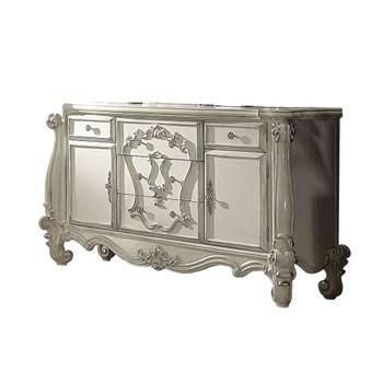 ACME Versailles Dresser, Bone White