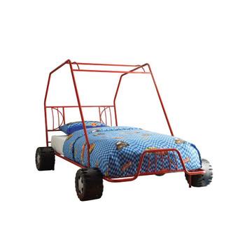 ACME Xander Twin Bed, Red Go Kart (1Set/2Ctn)