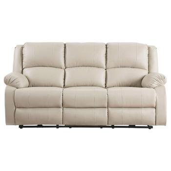 ACME Zuriel Power Motion Sofa,  Beige PU