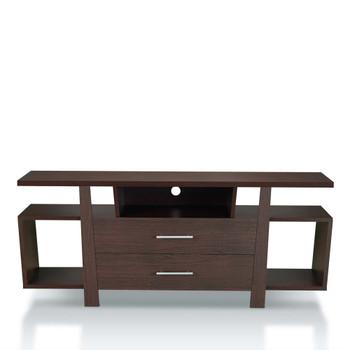 Furniture of America FGI-1788C5 Charlie Modern 59-Inch TV Stand in Espresso