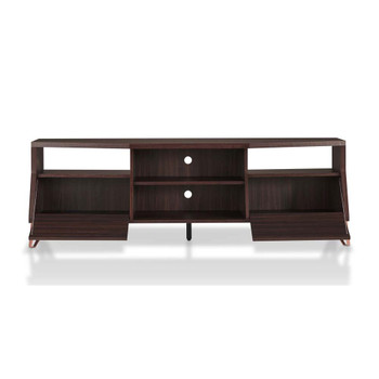Furniture of America FGI-1880C24 Ozzy Contemporary 63-Inch TV Stand