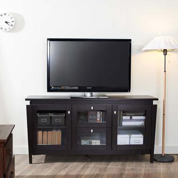 Furniture of America ID-29307 Allison Contemporary 60-Inch Buffet