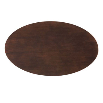 "Modway EEI-4863 Lippa 48"" Wood Oval Dining Table"