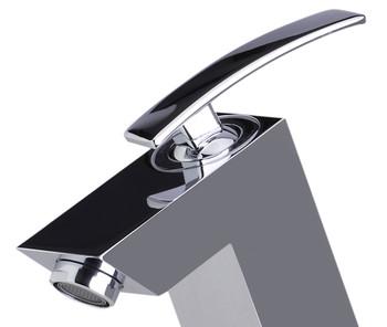 ALFI brand AB1628-PC Polished Chrome Single Lever Bathroom Faucet