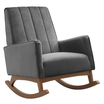 Modway EEI-4456 Sway Performance Velvet Rocking Chair