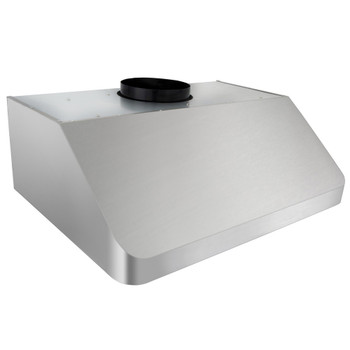 """XtremeAir Special Ultra Series SU10-U30, 30"""" width, Baffle filters, 3-Speed Mechanical Buttons, Full Seamless, 1.0 mm Non-magnetic S.S, Under cabinet hood"""