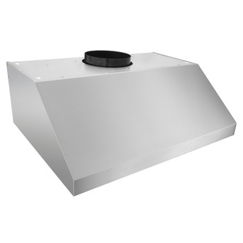 """XtremeAir Special Ultra Series SU11-U30, 30"""" width, Baffle filters, 3-Speed Mechanical Buttons, Full Seamless, 1.0 mm Non-magnetic S.S, Under cabinet hood"""