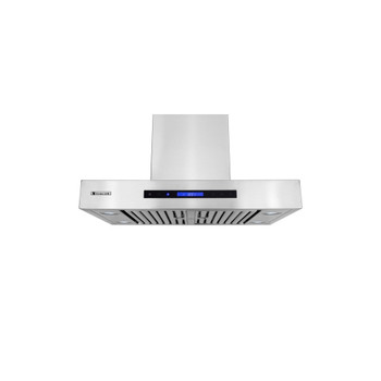 """XtremeAir Pro-X Series PX06-W36, 36"""" Wide, Easy Clean swing-able baffle Filters, Stainless Steel, Wall Mount Range Hood"""