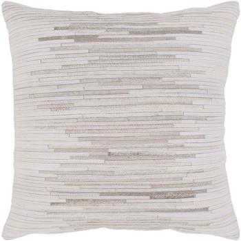 "Surya Zander ZND-002 20""H x 20""W Pillow Cover"