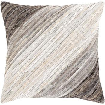 "Surya Zander ZND-004 20""H x 20""W Pillow Cover"