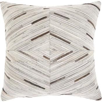 "Surya Zander ZND-003 20""H x 20""W Pillow Cover"