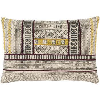 "Surya Zoya ZYA-002 16""H x 24""W Pillow Cover"