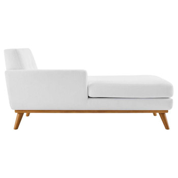 Modway EEI-1793 Engage Left-Facing Upholstered Fabric Chaise