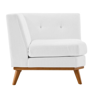 Modway EEI-1796 Engage Upholstered Fabric Corner Chair