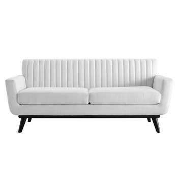 Modway EEI-5461 Engage Channel Tufted Fabric Loveseat