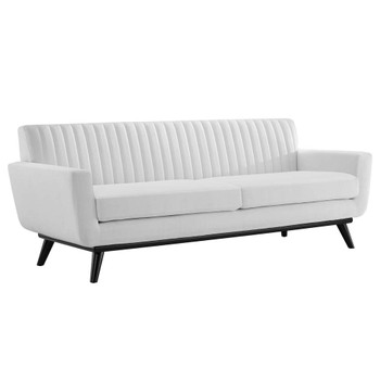 Modway EEI-5462 Engage Channel Tufted Fabric Sofa