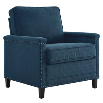 Modway EEI-4988 Ashton Upholstered Fabric Armchair