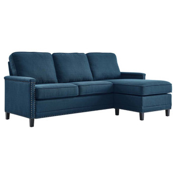 Modway EEI-4994 Ashton Upholstered Fabric Sectional Sofa