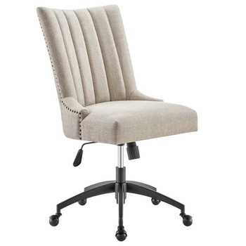 Modway EEI-4576 Empower Channel Tufted Fabric Office Chair