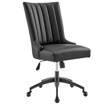 Modway EEI-4577 Empower Channel Tufted Vegan Leather Office Chair