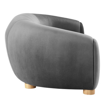 Modway EEI-4970 Abundant Performance Velvet Sofa