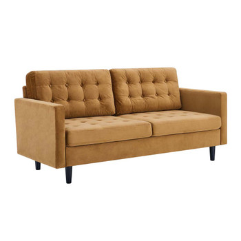 Modway EEI-4444 Exalt Tufted Performance Velvet Sofa