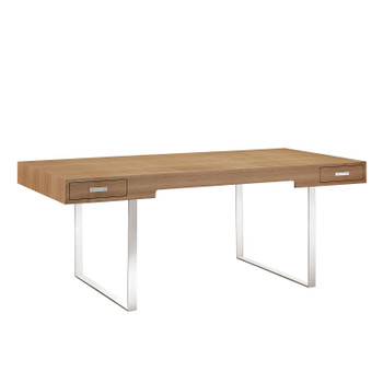 Tinker Office Desk EEI-293-NAT Natural