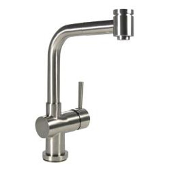 Pull Out Kitchen Faucet In Brushed Nickel N88413B3-BN