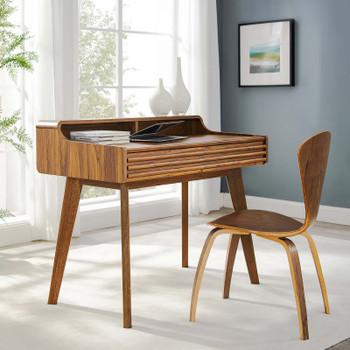 Render Writing Desk EEI-3342-WAL Walnut