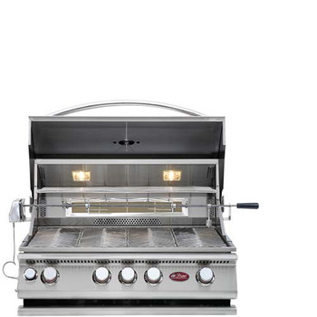 CalFlame BBQ18874CP BBQ Built In Grills Convection 4 BURNER - Propane Gas