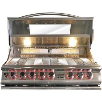 CalFlame BBQ18875CTG BBQ Built In Grills Top Gun 5 BURNER Convection - Propane Gas