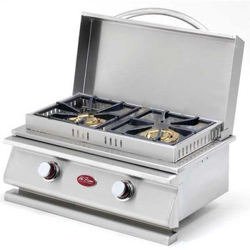 Cal Flame Deluxe Double Side by Side Burner - BBQ14954P