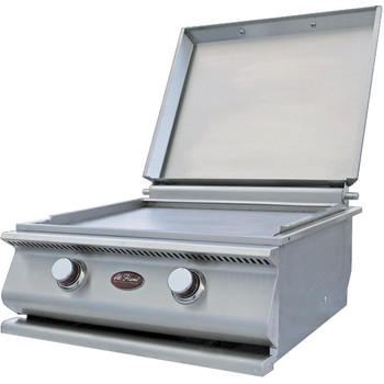 Cal Flame 24-Inch Hibachi Drop In Grill - LP - BBQ13400P