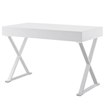 Sector Office Desk EEI-1183-WHI