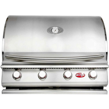 Cal Flame G Series 4 Burner BBQ18G04 Propane Gas