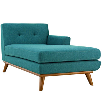 Engage Right-Facing Chaise EEI-1794-TEA Teal