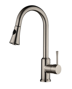 Pull Down Kitchen Faucet In Brushed Nickel N96466- BN