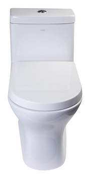EAGO TB353 DUAL FLUSH ONE PIECE ECO-FRIENDLY HIGH EFFICIENCY LOW FLUSH CERAMIC TOILET