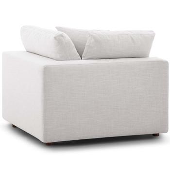 Commix Down Filled Overstuffed 4 Piece Sectional Sofa Set EEI-3356-BEI Beige