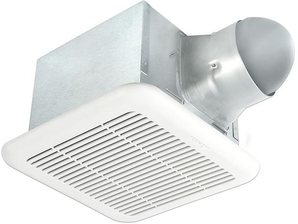 BreezSignature - SIG80-110H - 80/110 CFM Exhaust Fan with Humidity Sensor Dual Speed