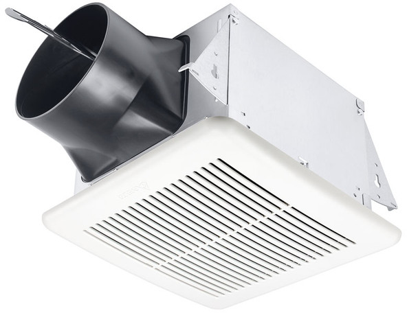 Delta BreezElite ELT80-110D Adj. High Speed 80/110 CFM, Dual speed fan