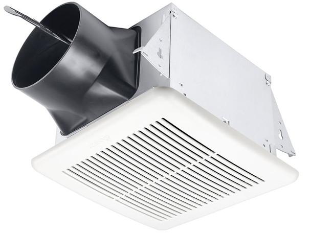 Delta BreezElite ELT80-110D Adj. High Speed 80/110 CFM, Dual speed fan
