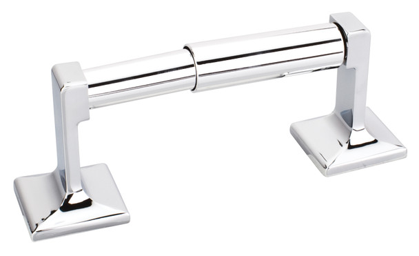 Elements Bridgeport Polished Chrome Spring-Loaded Paper Holder - Contractor Packed BHE1-01PC
