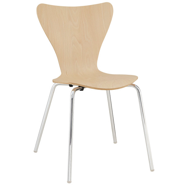 Ernie Dining Side Chair EEI-537-NAT Natural
