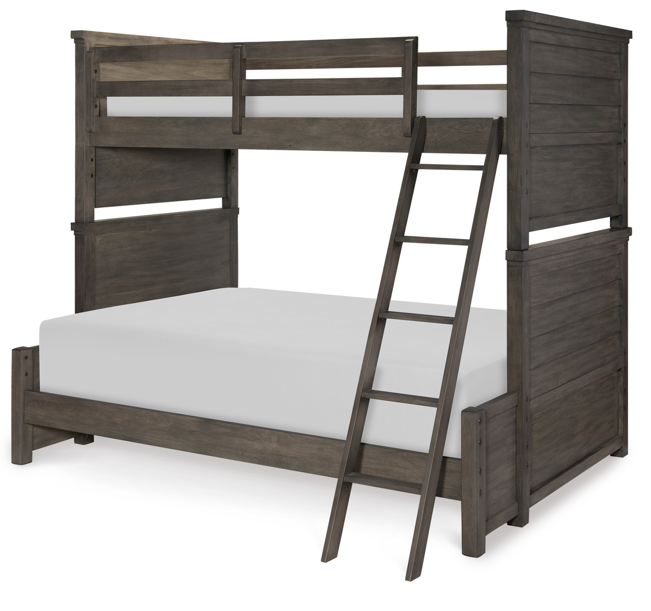 Picture of: Legacy Classic Kids Bunkhouse Twin Full Bunk Bed Kids N Cribs