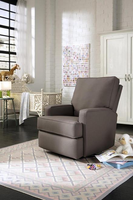 finest selection 4a9a7 1b9de Best Chairs Kersey Swivel Glider Recliner