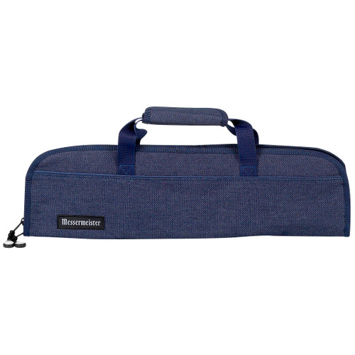 Blue Denim 5 Pocket Padded Knife Roll